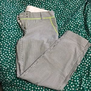 J.Crew 00 spring/summer pants striped